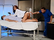 There's no text book answer for Dr. Monique Alexander's fever for fucking, so her med ...
