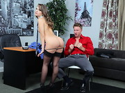 Kimmy Granger really wants a promotion at work, so she does what she has to do. She goes as far ...