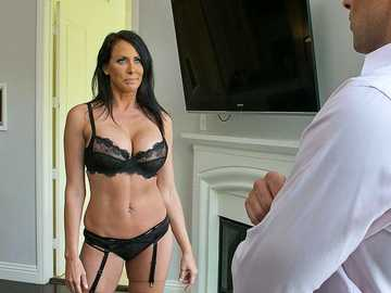 Reagan Foxx in Seduced By A Cougar 2