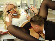 Jill (Gigi Allens) is the finest, most diligent secretary that Brad has ever had. Even when ...