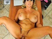 Nina Kayy has a full figured plump and juicy body and wants to shoot with Bang Bros. Her big ...