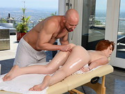 Mary Jane Mayhem has journey many miles to lay her body down on the massage table of legendary ...