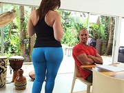 Sara Jay returns, and she brings her glorious ass to Ass Parade. Sara is a well know porn star ...