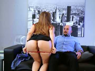 Brilliant Lena Paul decides to have crazy fun with her friend's father