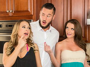 Danny Mountains fiance has a hot niece named Kendall Kayden who is desperate for a massage, ...